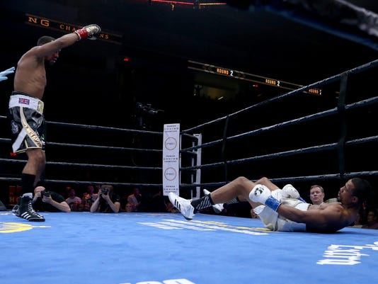 James DeGale, Andre Dirrell