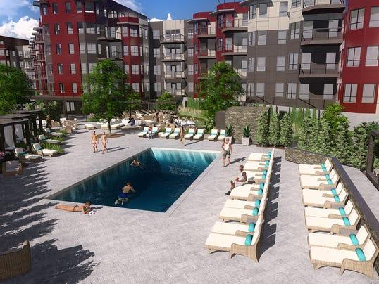 Water Club development