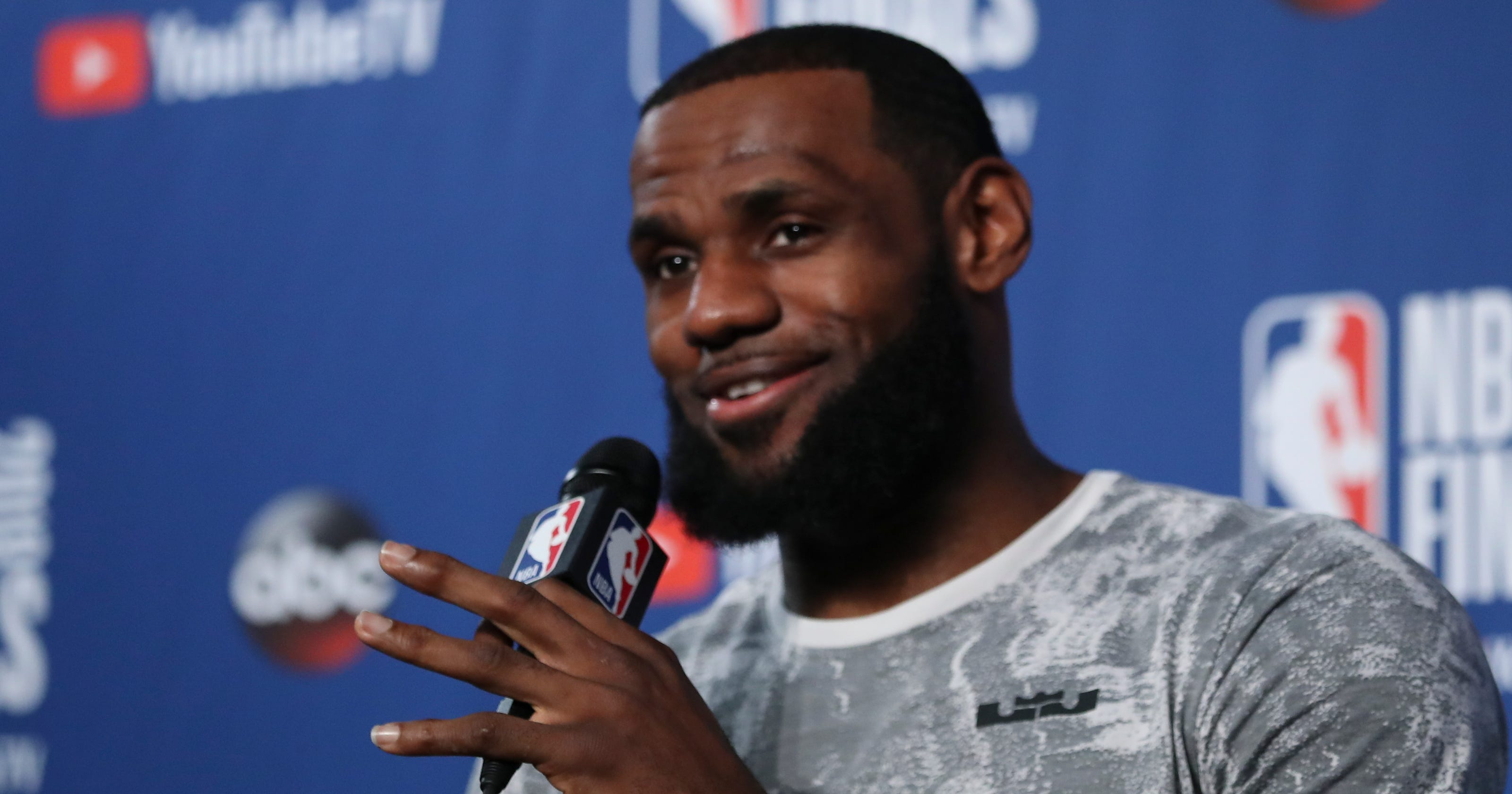 bcf45147d656 LeBron James just signed with El Paso s favorite team