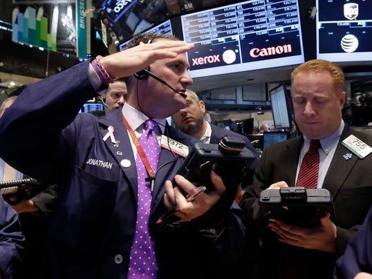 AP APTOPIX Wall Street