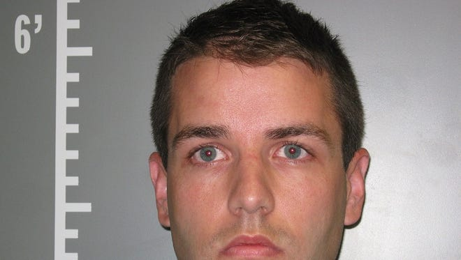 Derek John Bates was arrested on two counts of third-degree sexual abuse and one count of pattern, practice or scheme to engage in sexual exploitation by a school employee Friday.