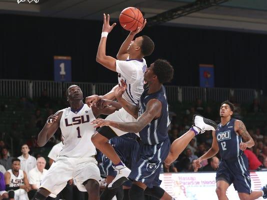 NCAA Basketball: Battle 4 Atlantis-Old Dominion vs Louisiana State