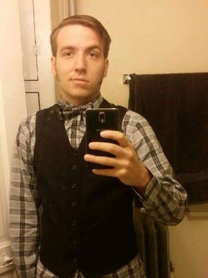 27-year-old Ken Gruno has been missing since he left a bar in December.