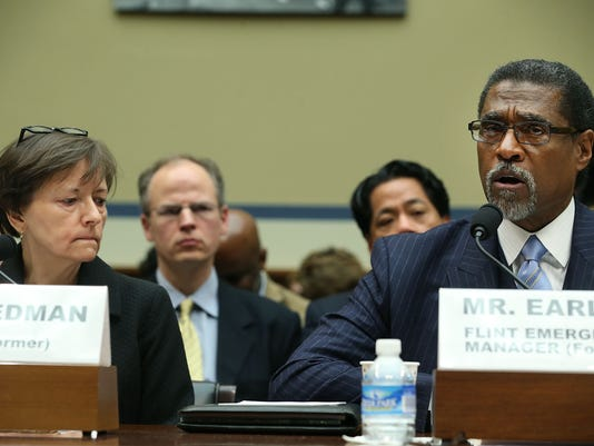 House Oversight Hearing Held On Flint Water Crisis