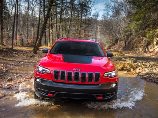 Research 2019                   Jeep Cherokee pictures, prices and reviews