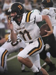Newbury Park High's Ben Gulbranson is part of strong quarterback group in the area.