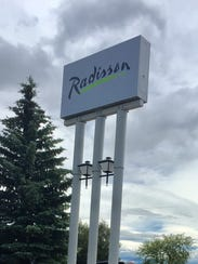Cascade County Sheriff Bob Edwards was arrested after an incident at The Radisson Colonial Hotel in Helena.
