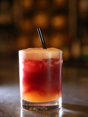 The Times Square Sour at Flight West.
