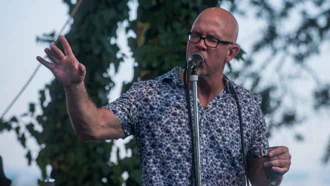 John Bull is changing his style a little. The longtime bluesman is leaning more on jazz, and will perform Thursday during the Fam Jam at Commerce BeerWorks.