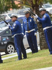 Members of the Guam Police Department Special Weapons