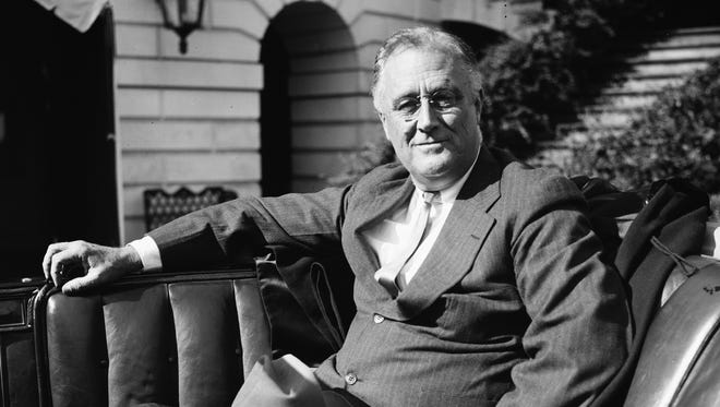 Franklin Delano Roosevelt suffered from polio and wore special steel braces that dug into his legs and gave him support. In an incredible act of respect, the American press obeyed the administration's request to not photograph him in his wheelchair.
