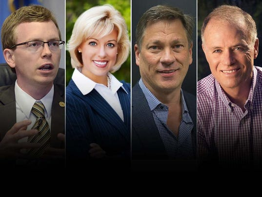 governor's men cabinet
