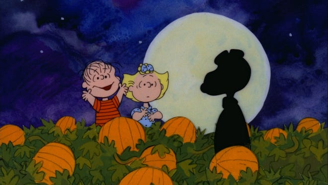 What's on your Halloween playlist, Charlie Brown?