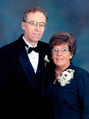 Ted and Janice (Benhard) Glenn