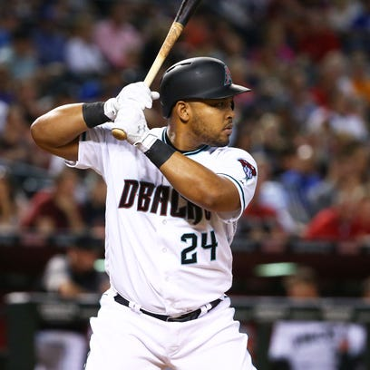 Arizona Diamondbacks outfielder Yasmany Tomas was arrested