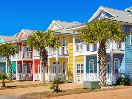 America 39 s happiest seaside towns coastal living 39 s 2018 for Cost of building a house in louisiana