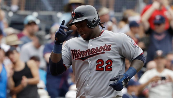 """Minnesota Twins All-Star Miguel Sano """"unequivocally"""" denies the photographer's allegation."""