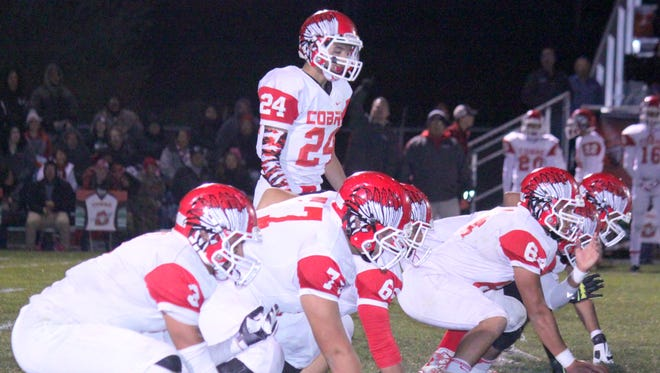 Games are won and lost in the trenches, and expect Cobre's offensive line to be on their game Saturday against Ruidoso High.
