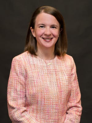 Carlee Alm-LaBar, chieff development officer