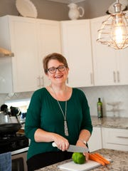 Kristie Holdren founded My Veggie Chef meal delivery
