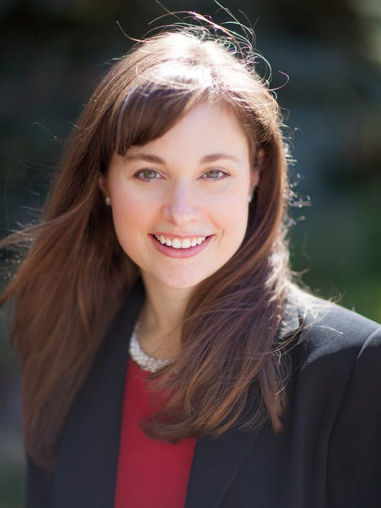 Fulbright Scholar Kristina Hook