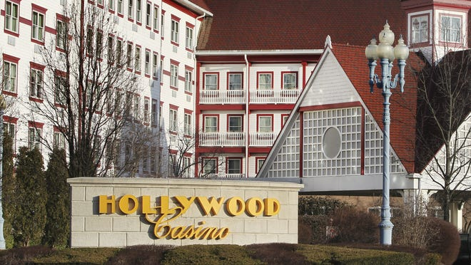 Lawrenceburg has used tax revenue from the Hollywood Casino & Hotel (the hotel is shown here) for massive redevelopment projects. Changes made to the state's gaming tax formula during a House Ways and Means Committee meeting last week would shift money away from local riverboat communities.