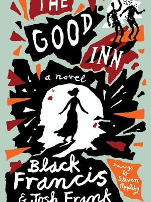 'The Good Inn' is a new illustrated novel from Black Francis and Josh Frank, with illustrations from Pixies collaborator Steven Appleby.