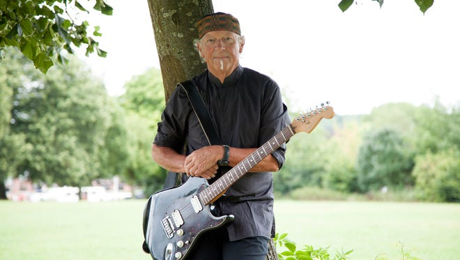 Guitarist Martin Barre brings decades worth of experience and a celebrated 43-year career with Jethro Tull to The Grey Eagle on Dec. 3.