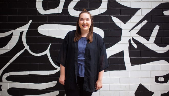 Former Springfield student Olivia Brown, a graduating senior at American University Preparatory School, has been named one of 722 semifinalists in the 2017 Presidential Scholars Program.