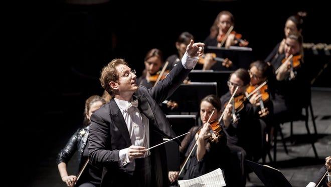 Palm Beach Symphony Artistic and Music Director Ramón Tebar