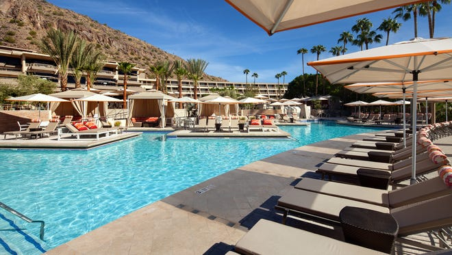 When it comes to vacationing in luxury, the Phoenician Resort truly delivers.