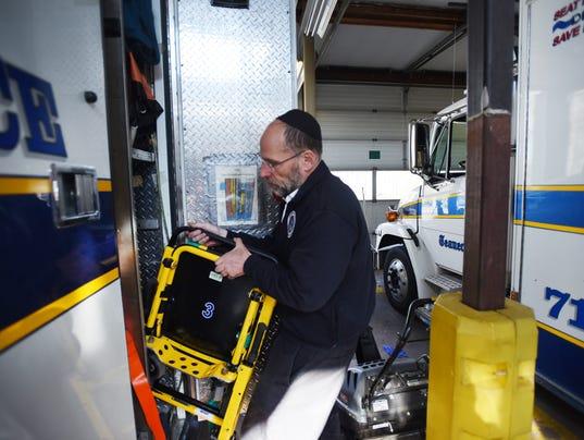 Teaneck Ambulance 1