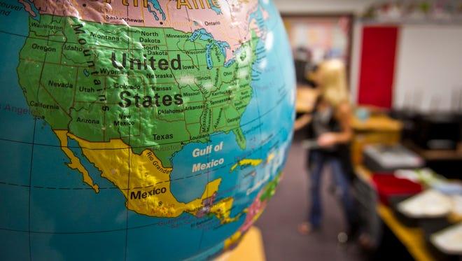 Arizona schools are steadily improving against their national peers.
