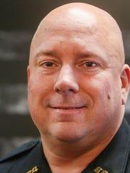 Jim Farrell, director of school police