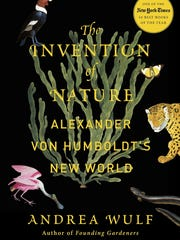 """The Invention of Nature"" by Andrea Wulf."