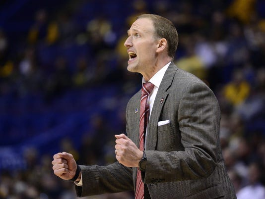 NCAA Basketball: Missouri Valley Conference Tournament-Illinois State vs Southern Illinois