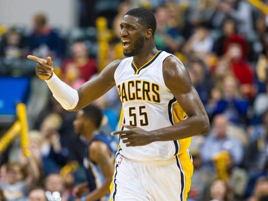 NBA: Pacers vs. Grizzlies