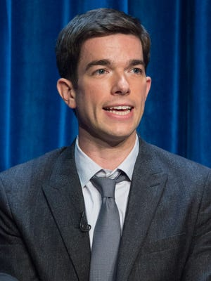 Stand-up comedian John Mulaney will do a show at the Old National Centre in Indianapolis at 10 p.m. Jan. 14.