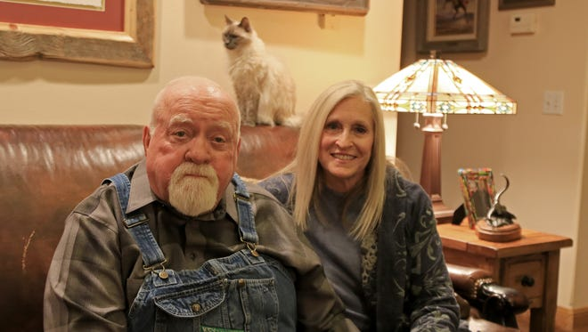 """Wilford and Beverly Brimley have lined up four performances for their """"Friends in Music"""" concert series at the Electric Theater in St. George."""