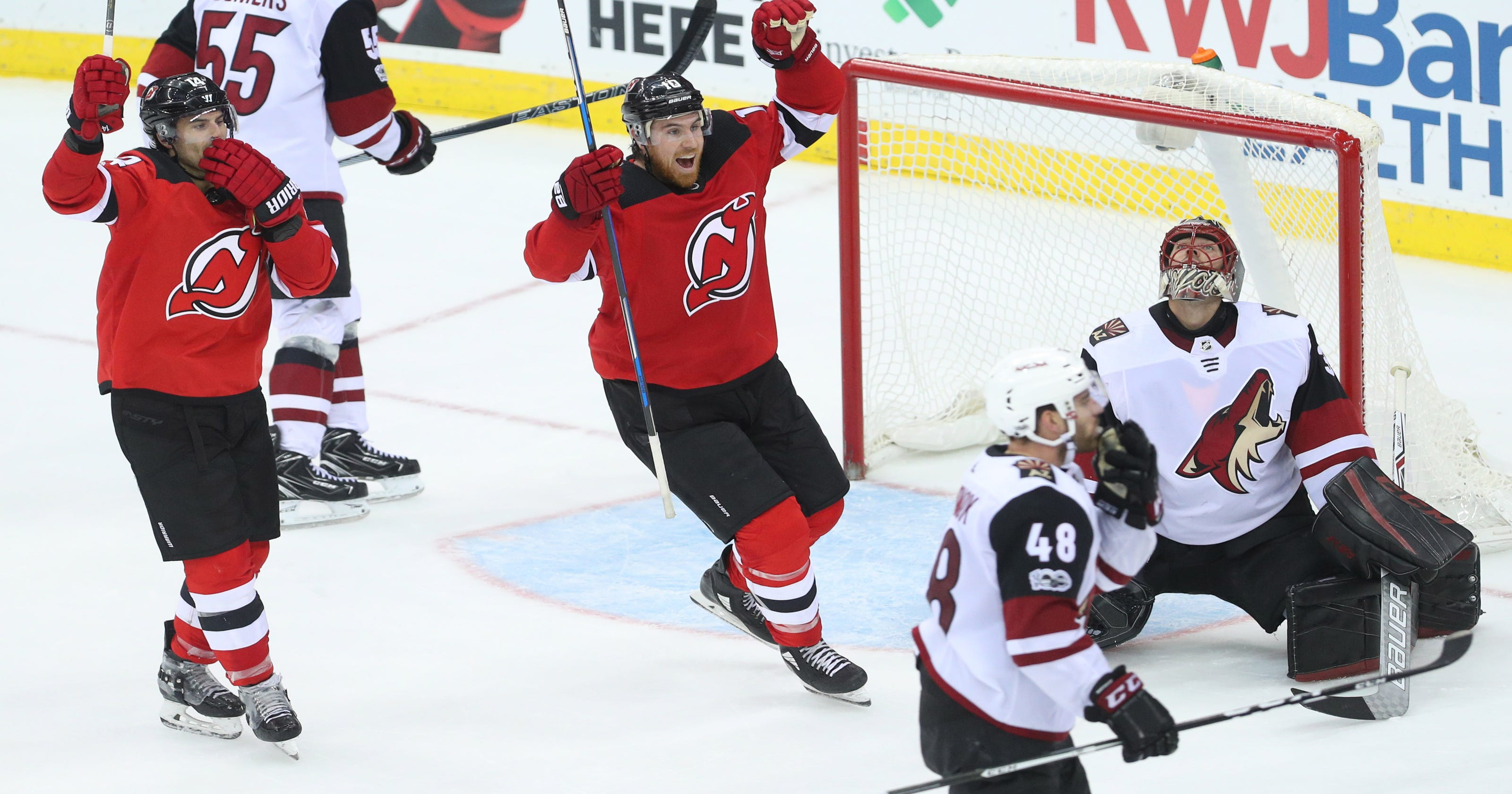 ec209d8c1 Arizona Coyotes off to NHL s worst start in 74 years
