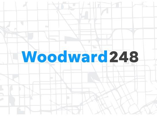 Woodward 248 logo.