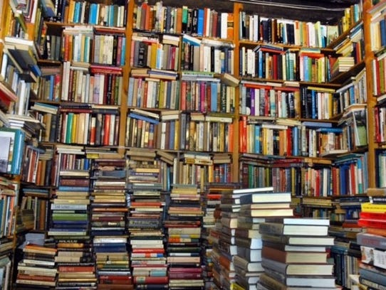 Open Books is hosting a $1 book sale Saturday from