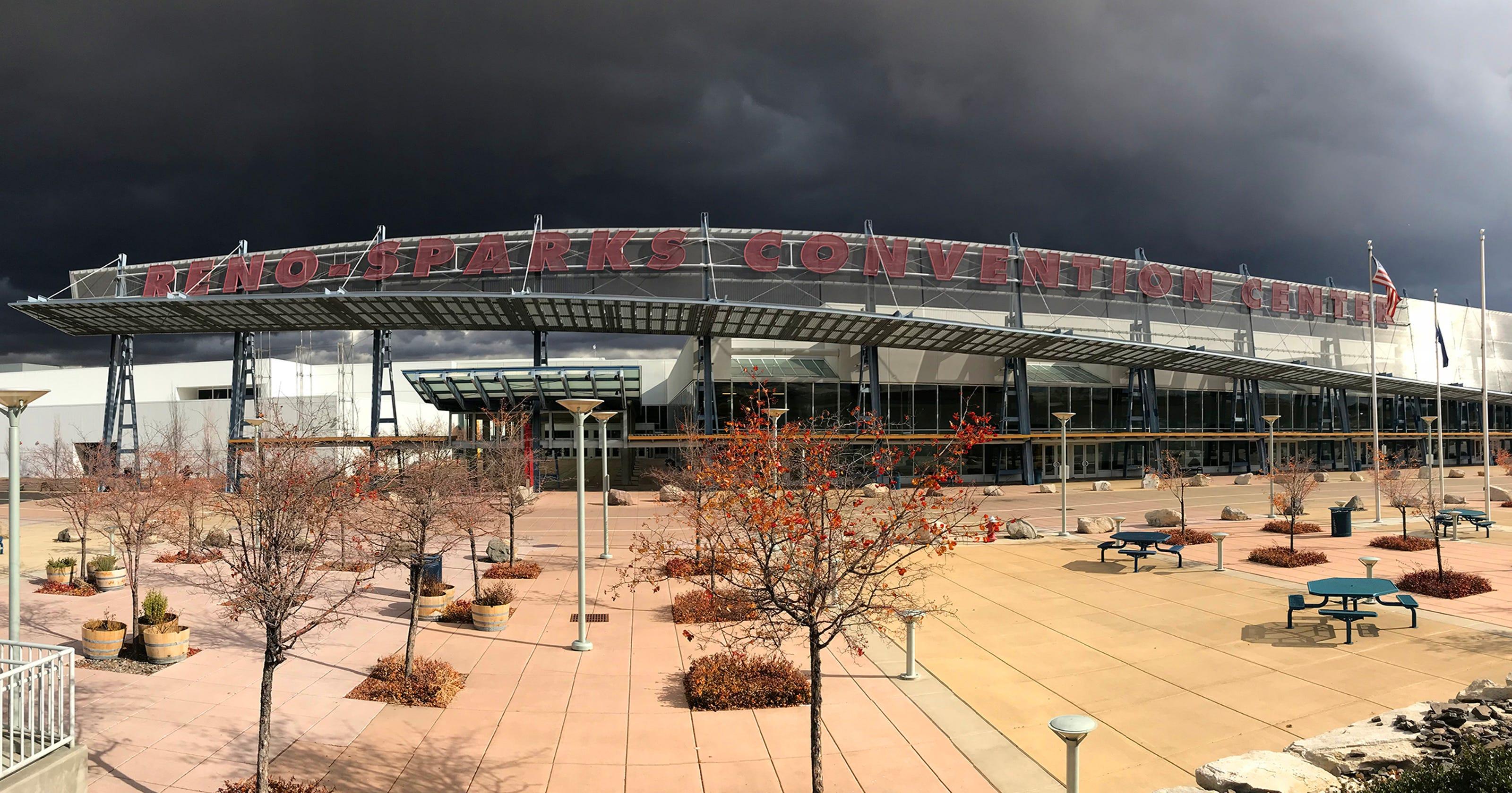 RenoSparks Convention Center Expansion Eyed For Bigger Events - Car show reno sparks convention center
