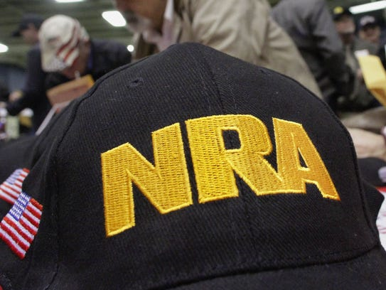 In this March 7, 2012 file photo, Illinois gun owners