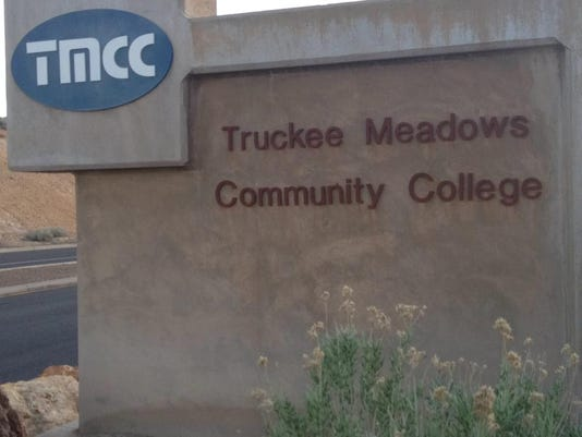 TMCC brown sign