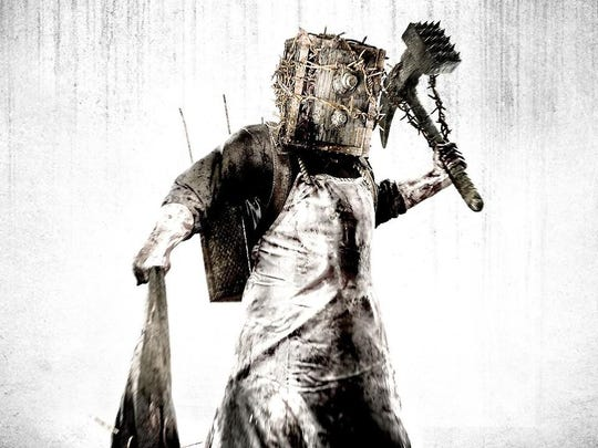 """Play as the intimidating """"Executioner"""" in """"The Evil Within: The Executioner."""""""