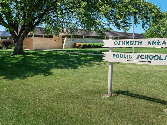 Oshkosh Area School District office
