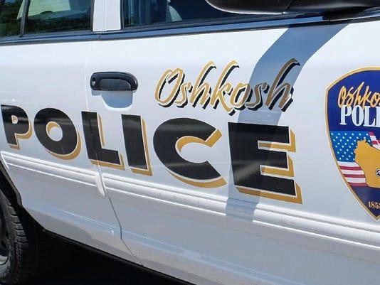 Oshkosh Police Car Logo