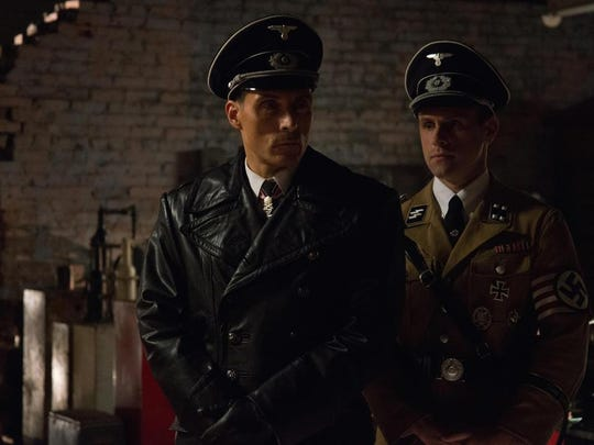 """Rufus Sewell stars in the Amazon original series """"The Man in the High Castle."""""""