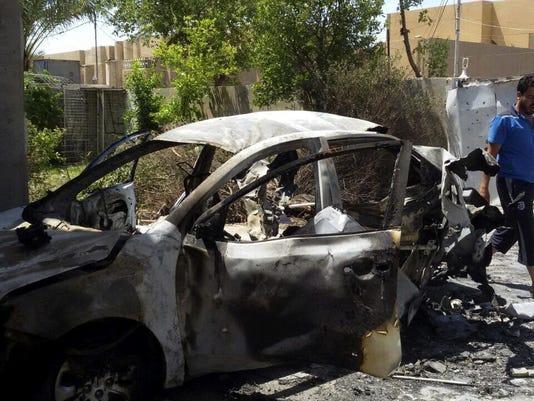 Mideast Iraq Islamic State